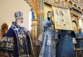 Слово Святейшего Патриарха Кирилла после богослужения в Георгиевском храме г. Сургута