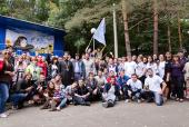 В Краснодаре прошел первый межрегиональный форум православной молодежи «Моя вера православная»
