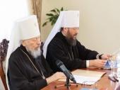 Управляющий делами Украинской Православной Церкви митрополит Антоний назначен правящим архиереем новообразованной Бориспольской епархии