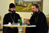 Епархии приступают к многоплановому обсуждению проектов Межсоборного присутствия
