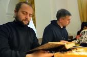 Общедоступный читальный зал открыт в Александро-Невской лавре