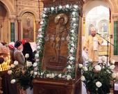 В Сумах прошли торжества по случаю годовщины второго обретения Малочернетчинского образа Спасителя
