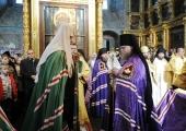 Слово Святейшего Патриарха Кирилла при вручении архиерейского жезла Преосвященному Роману (Корневу), епископу Рубцовскому