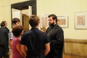 В Риме открылась выставка, посвященная 1025-летию Крещения Руси