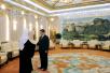 Встреча с Председателем Китайской Народной Республики Си Цзиньпином