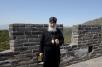 Патриарший визит в Китай. Посещение Великой Китайской стены