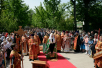 Патриарший визит в Китай. Литургия на территории Посольства Российской Федерации в Китайской Народной Республике