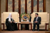 Встреча с вице-губернатором провинции Хэйлунцзян господином Сунь Юнбо