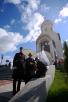 Участие Святейшего Патриарха Кирилла в духовно-патриотической акции «Георгиевский парад — дети победителей»