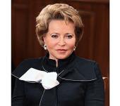 В.И. Матвиенко: Личность формируется в семье