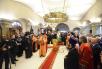 Визит Святейшего Патриарха Кирилла в Сербскую Православную Церковь. Посещение подворья Русской Православной Церкви в Белграде