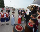 Святейший Патриарх Кирилл прибыл в Черногорию