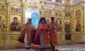 Игумен Иоанн (Коваленко), избранный епископом Калачевским и Палласовским, возведен в сан архимандрита
