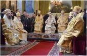Митрополит Киевский Владимир принял участие в торжествах в Днепропетровской епархии, посвященных 1025-летию Крещения Руси