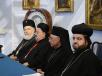 Встреча Святейшего Патриарха Кирилла с делегацией сирийских иерархов