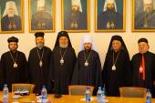 Председатель Отдела внешних церковных связей встретился с представителями христианских Церквей Сирии