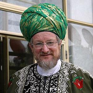 Поздравление Святейшего Патриарха Кирилла председателю Центрального духовного управления мусульман России Талгату Таджуддину с 65-летием со дня рождения