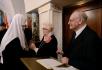 Вручение Святейшему Патриарху Кириллу премии «Профессия — жизнь»