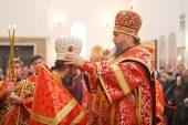 Игумен Серапион (Колосницин), избранный епископом Кокшетауским и Акмолинским, возведен в сан архимандрита