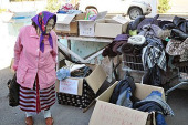 Хабаровская епархия передала гуманитарную помощь тысячам пострадавших от наводнения на Дальнем Востоке