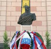 На греческом острове Закинф открыт памятник святому праведному воину Феодору Ушакову