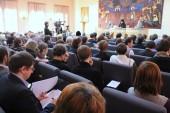 В Николо-Угрешской семинарии прошла научно-практическая конференция «Неопятидесятничество: протестантизм или оккультное сектантское движение?»