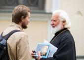 Какой будет судьба отечественного богословского образования в России? Интервью с ректором ПСТГУ протоиереем Владимиром Воробьевым