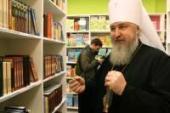 Митрополит Ставропольский и Невинномысский Кирилл совершил освящение российско-украинской гимназии в Киеве