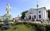 В день памяти преподобного Амвросия Оптинского Святейший Патриарх Кирилл возглавит праздничное богослужение в Оптиной пустыни