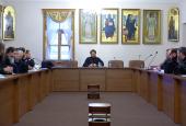 Начали работу третьи курсы повышения квалификации для новопоставленных архиереев Русской Православной Церкви