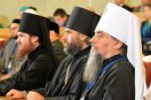 Представители Русской Православной Церкви приняли участие в торжествах по случаю 225-летия Центрального духовного управления мусульман России