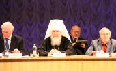 Председатель Издательского Совета принял участие в XIV съезде Союза писателей России