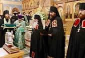 Слово архимандрита Серапиона (Колосницина) при наречении во епископа Кокшетауского и Акмолинского