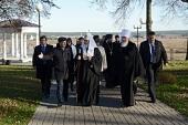 Предстоятель Русской Церкви посетил новообразованную Козельскую епархию