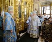 Проповедь Святейшего Патриарха Кирилла в Троицком соборе Подольска