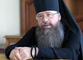 Архимандрит Алексий (Поликарпов): О монастыре в городе и своем монастыре