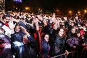 Международная общественная организация «День Крещения Руси» проводит всеукраинский концертный тур, посвященный 70-летию освобождения Украины от фашистских захватчиков