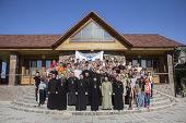 В Алма-Ате состоялся II Съезд православной молодежи Казахстана