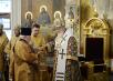 Патриаршее служение в Даниловом монастыре в день празднования 30-летия возрождения обители