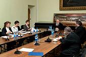 Состоялось очередное заседание комиссии Межсоборного присутствия по вопросам организации церковной социальной деятельности