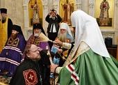 Слово архимандрита Тихона (Бобова) при наречении во епископа Ишимского и Аромашевского