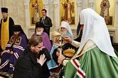Слово архимандрита Каллистрата (Романенко) при наречении во епископа Горноалтайского и Чемальского