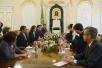 Встреча Святейшего Патриарха Кирилла с Президентом Эквадора