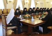 Святейший Патриарх Кирилл: Социально значимые проекты должны быть в каждой епархии