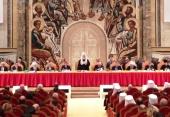 Святейший Патриарх Кирилл: Игнорирование интересов русских людей приведет страну к катастрофе