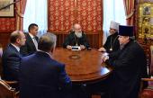 Святейший Патриарх Кирилл: Церковь не могла остаться в стороне от событий на Дальнем Востоке
