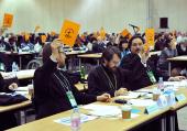 Делегация Русской Православной Церкви принимает участие в работе X Генеральной ассамблеи Всемирного совета церквей