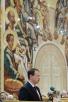 Открытие XVII Всемирного русского народного собора