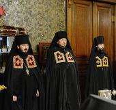 Слово архимандрита Митрофана (Баданина) при наречении во епископа Североморского и Умбского