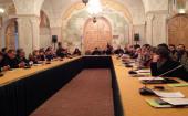 Состоялась международная конференция «Русская культура: что мы несем миру?»